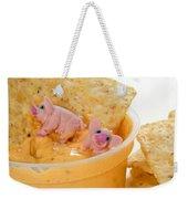 Fat Pigs 3 Weekender Tote Bag