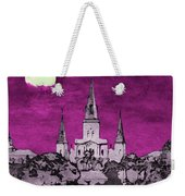 Fat Tuesday Eve Weekender Tote Bag