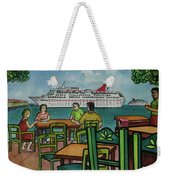 Fat Tuesdays In Cozumel Yucatan Mexico Weekender Tote Bag