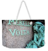 Fateful Wedding Day Weekender Tote Bag