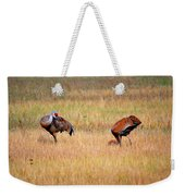Father An Son Weekender Tote Bag