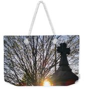 Father Son And The Holy Spirit Weekender Tote Bag