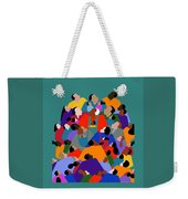 Fatherhood Weekender Tote Bag