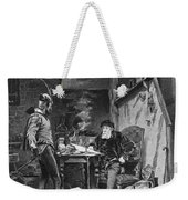 Faust And Mephistopheles Weekender Tote Bag