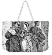 Faust: Mephistopheles 1828 Weekender Tote Bag