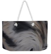 Fawn In A Red Wolf's Eye Weekender Tote Bag