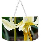 Fawn Lily Weekender Tote Bag