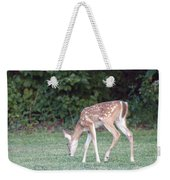 Fawn Meadow Weekender Tote Bag