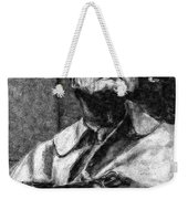 Fdr - 3164 Graphic Drawing 2 Hp Weekender Tote Bag