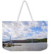 Fdr Mid Hudson Bridge - Poughkeepsie Ny Weekender Tote Bag