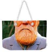 Fear The Beard Golfer Weekender Tote Bag