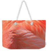 Feather Abstract 3 Weekender Tote Bag