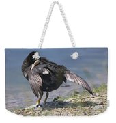 Feather Care Weekender Tote Bag