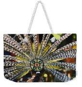 Feather Crown Weekender Tote Bag