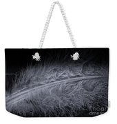 Feather Droplets Weekender Tote Bag