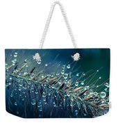 Feather Grass Dance  Weekender Tote Bag