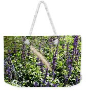 Feather In The Crowd Weekender Tote Bag
