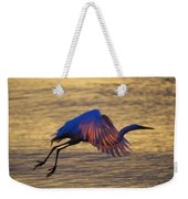 Feather-light Weekender Tote Bag