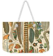 Feather Plumes-a Weekender Tote Bag