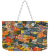 Feathered Cape Weekender Tote Bag