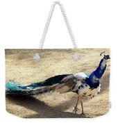 Feathers Of Many Colors Weekender Tote Bag