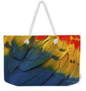 Feathery Details... Weekender Tote Bag