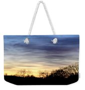 February 1 Dawn 2013 Weekender Tote Bag