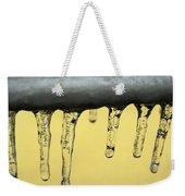 February Ice I Weekender Tote Bag
