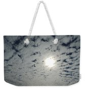 February Sky Weekender Tote Bag