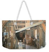 Feed Mill Weekender Tote Bag