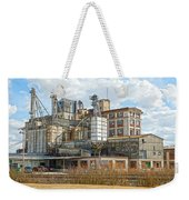 Feed Mill Hdr Weekender Tote Bag