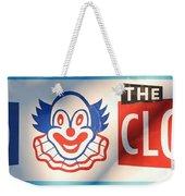 Feed The Clown Weekender Tote Bag