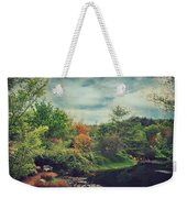 Feed Your Soul Weekender Tote Bag by Laurie Search