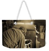 Feeding The Beast Weekender Tote Bag