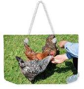 Feeding Time 7954 Weekender Tote Bag