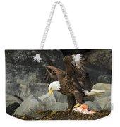 The Ultimate Bald Eagle Weekender Tote Bag