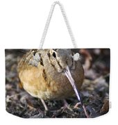 Feeding Woodcock Weekender Tote Bag