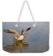 Feel Of Freedom Weekender Tote Bag