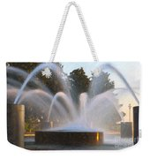 Feel The Mist Weekender Tote Bag