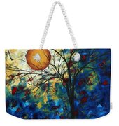 Feel The Sensation By Madart Weekender Tote Bag
