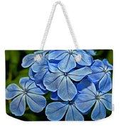 Feeling Blue Weekender Tote Bag