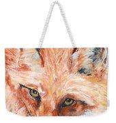 Feeling Foxy Weekender Tote Bag