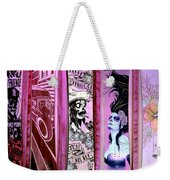 Feeling Pinkish Weekender Tote Bag