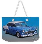 Feeling The Blues Weekender Tote Bag