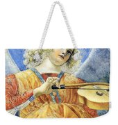 Female Angel Weekender Tote Bag