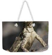 Female Jesus Lizard Weekender Tote Bag