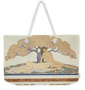Female Nudes Weekender Tote Bag