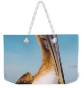 Female Pelican Weekender Tote Bag