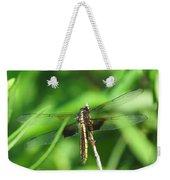 Female Widow Skimmer Weekender Tote Bag