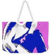 Femme Fatale Premeditated Spring Beauty Weekender Tote Bag